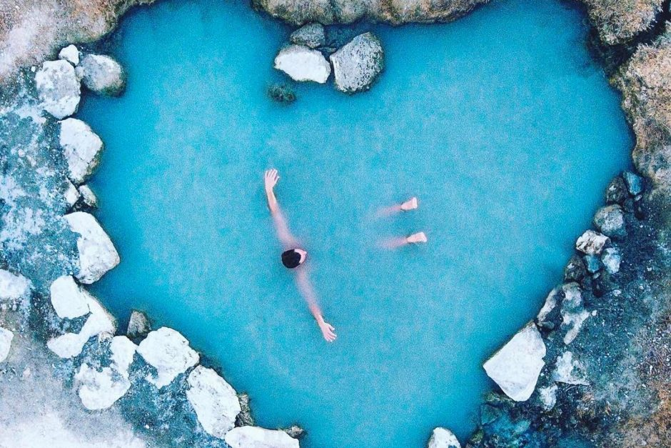 Trending Travel: Top Steamiest Hot Springs to Venture to This Valentine's Day in Your Motorhome