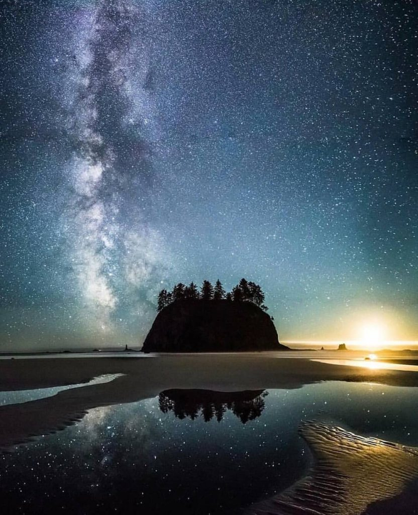 Olympic National Park Washington beautiful scenery