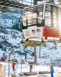 Squaw Valley California Skiing