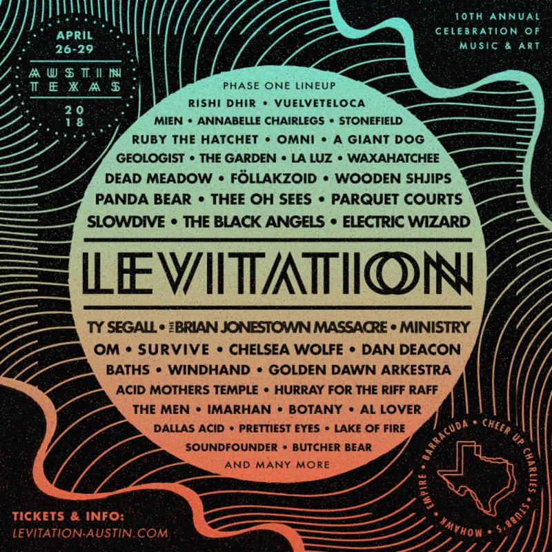 Levitation Austin Texas Events
