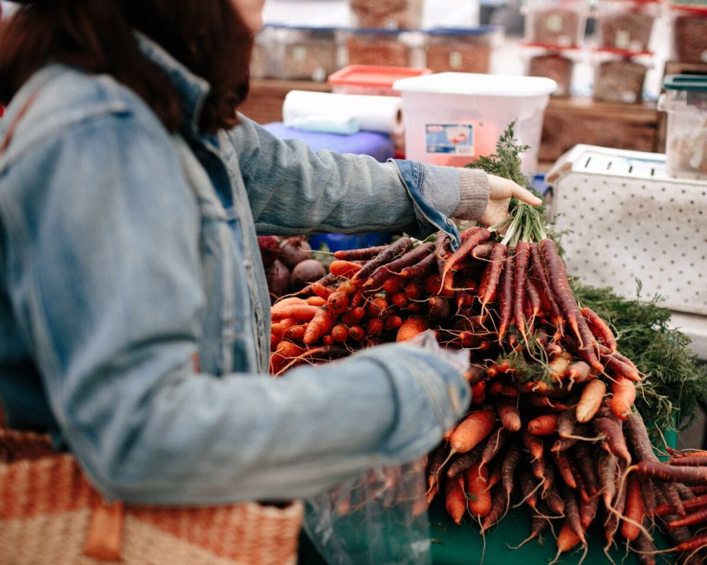 Finding the best organic produce