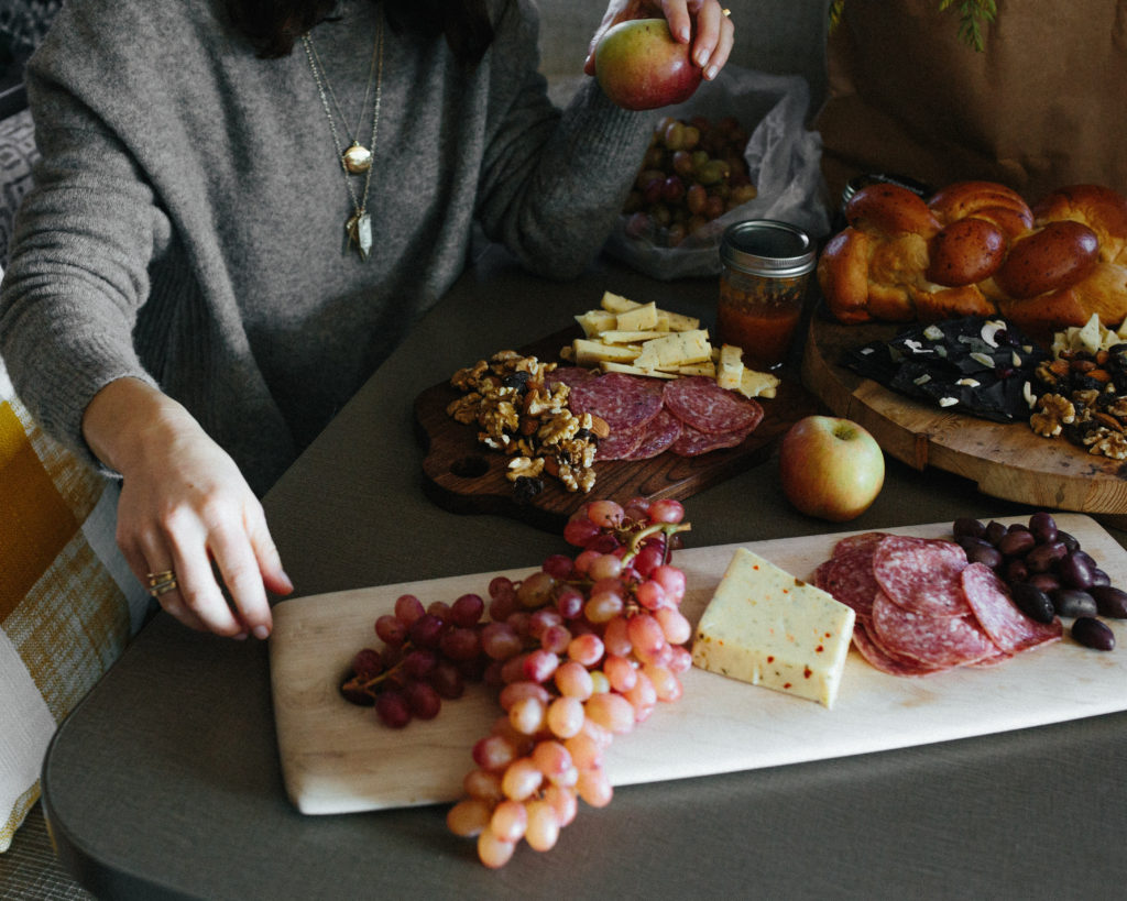 ultimate charcuterie board ingredients