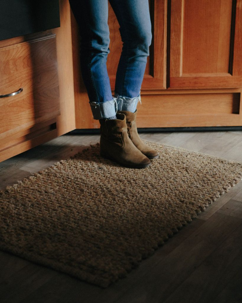 RV decorations and rugs