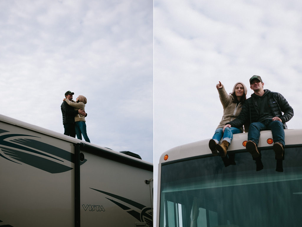 How to get a great view with your motorhome