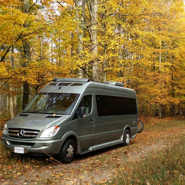 The Wendland's Roadtrek CS Adventerous