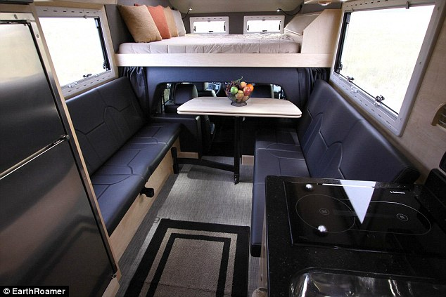 John Mayer Custom Earthroamer RV
