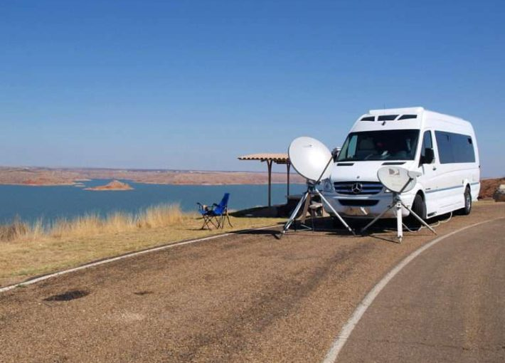 From Investigative Journalist to RV Lifestyle Reporter