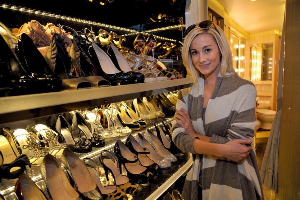 Kellie Pickler RV Shoe Collection