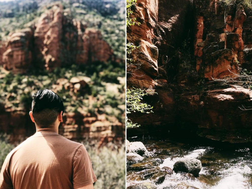 Popular hiking spots Coconino Forest