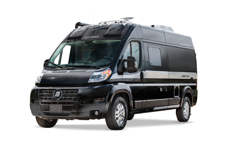 Take A Tour of Hymer Aktiv