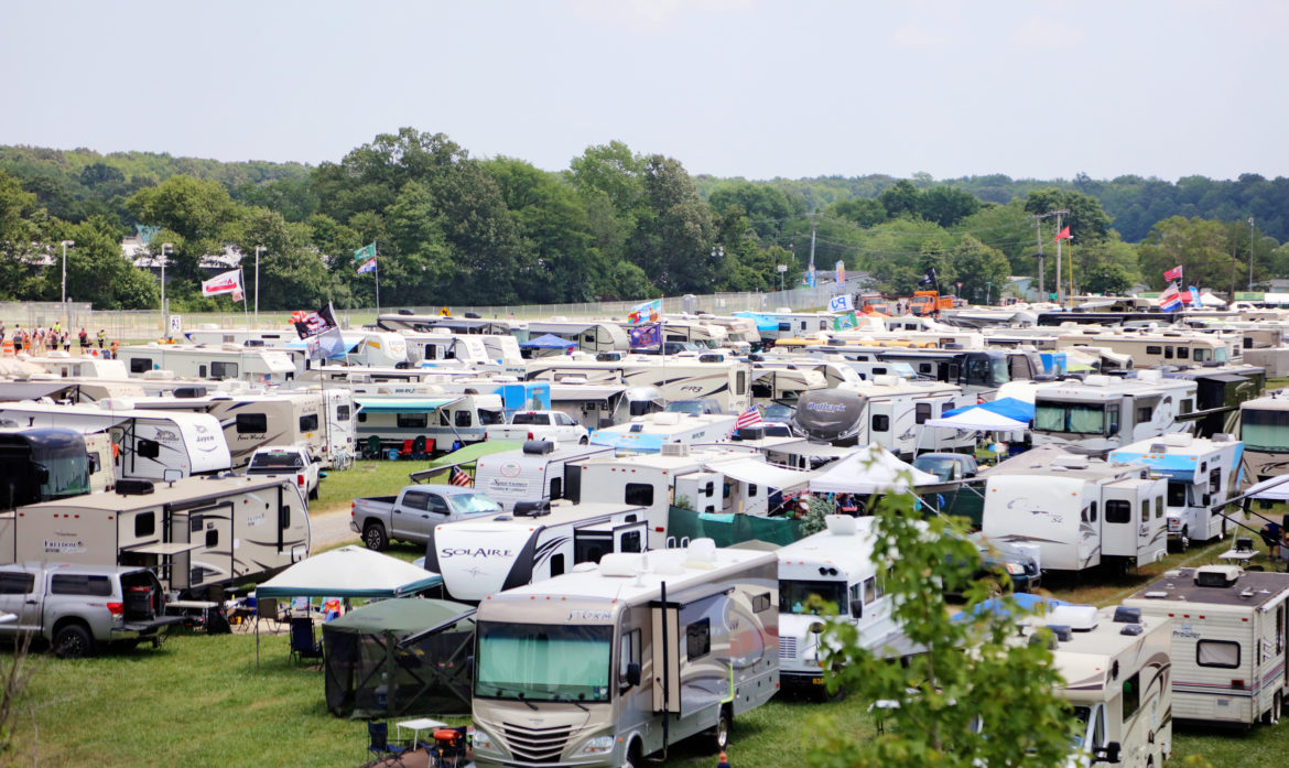 RV On Tour: Top Music Festivals to Camp at Summer 2018