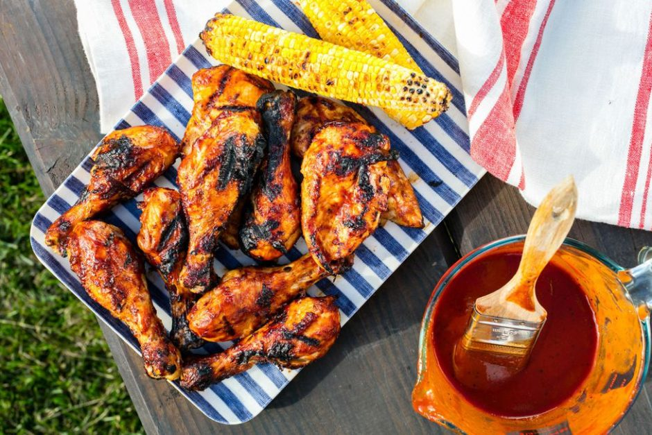 This Florida Chef Turned Captain Shares How to Make Your July 4th BBQ Bash the Best Yet