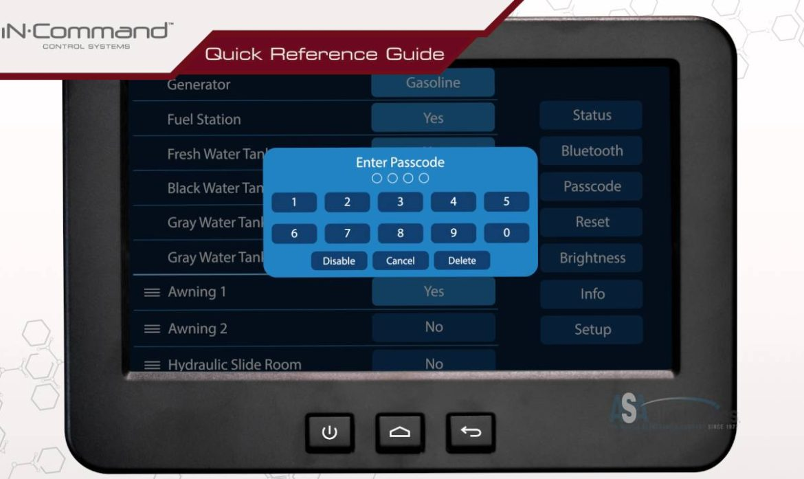 How-To Video: InCommand Control Panel