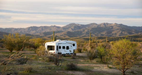 Everything You Need To Know About Boondocking
