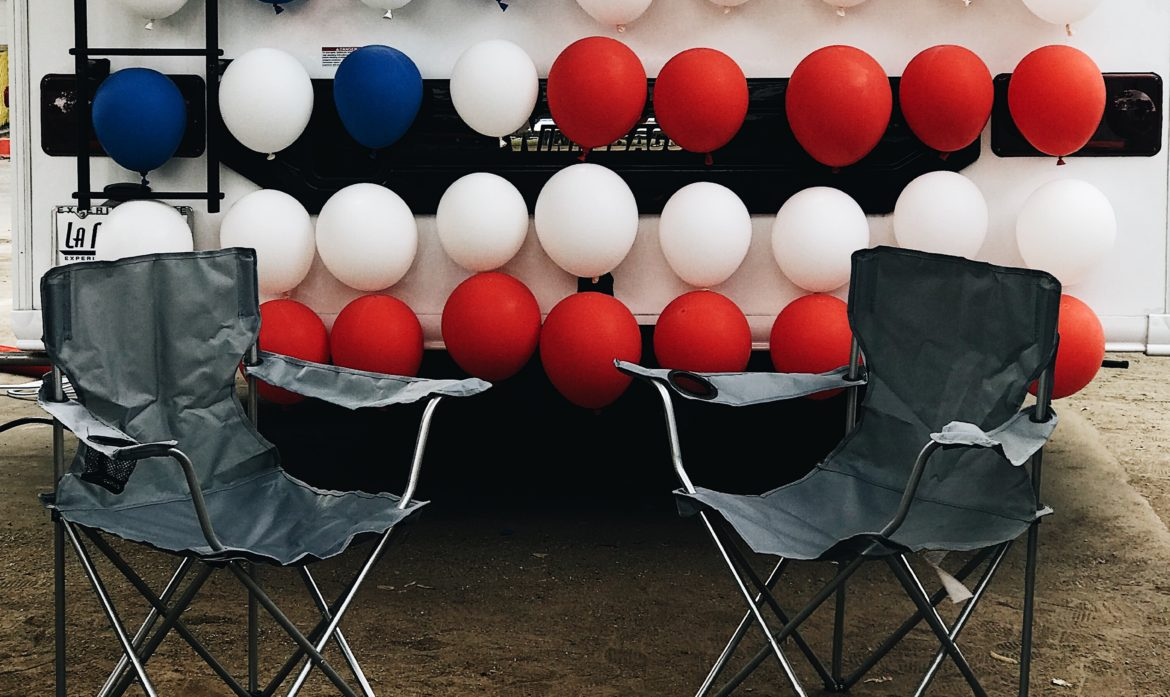 Decorating Tips for Celebrating Independence Day at Your Campsite