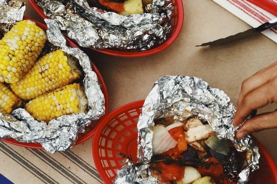 5 of The Best Tin Foil Recipes
