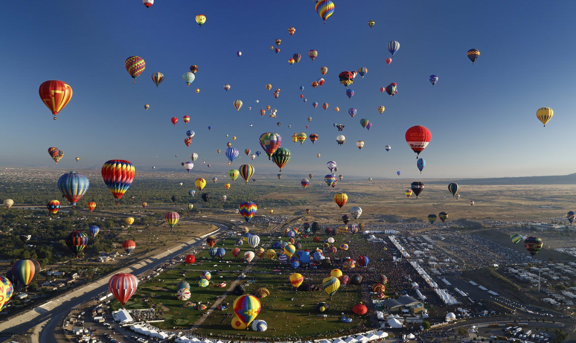 Local's Guide to Albuquerque International Balloon Fiesta