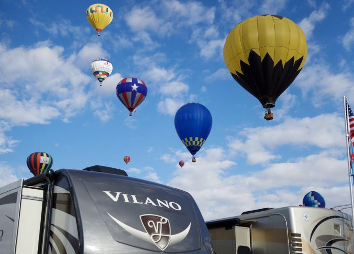 The RVer's All-In-One Road Trip Guide to New Mexico and the Albuquerque International Balloon Fiesta