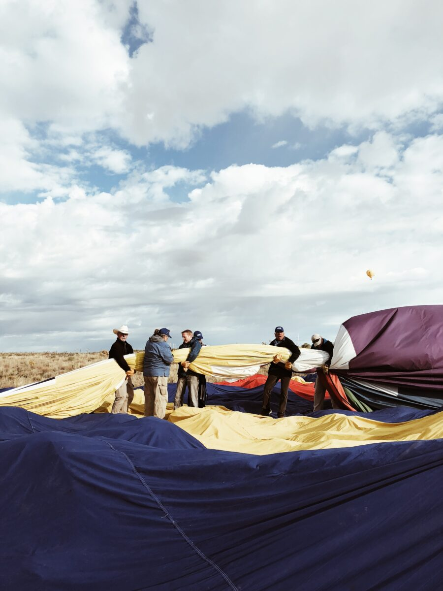 La Mesa Rv Albuquerque >> What Two LMRV Employees Learned From Their First Time at a Hot Air Balloon Festival     La Mesa RV