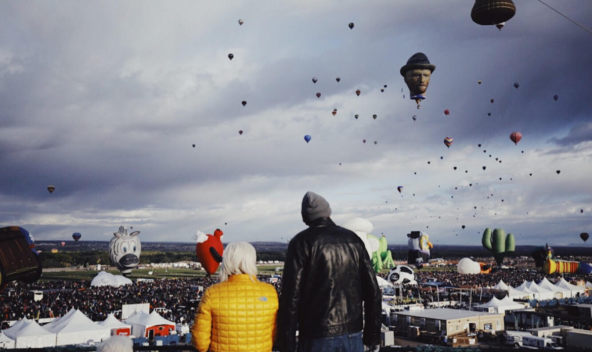 What Two LMRV Employees Learned From Their First Time at a Hot Air Balloon Festival