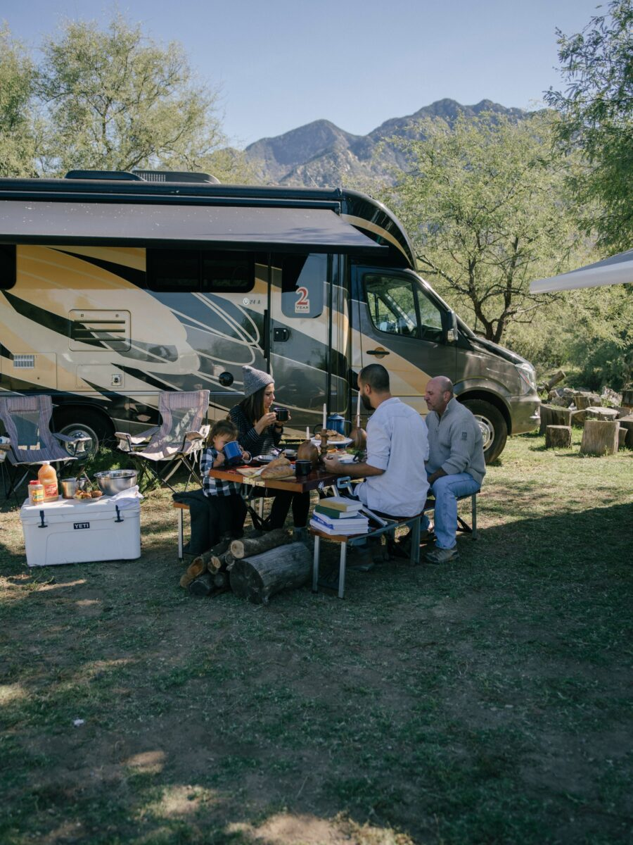 Friendsgiving at your Campground