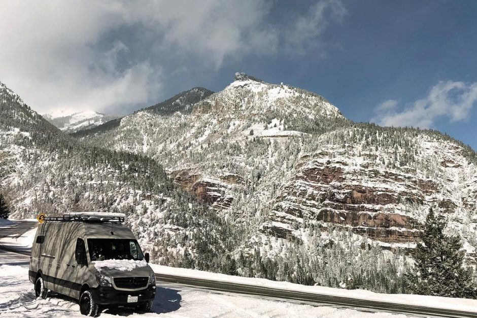 Top RV Winter Travel Destinations 2018