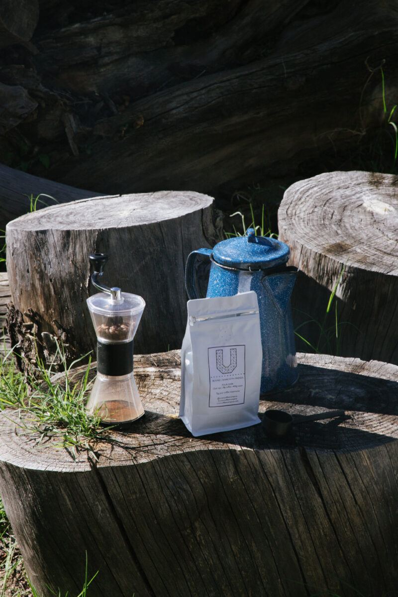 Making delicious AeroPress Coffee at your Campground is Easy
