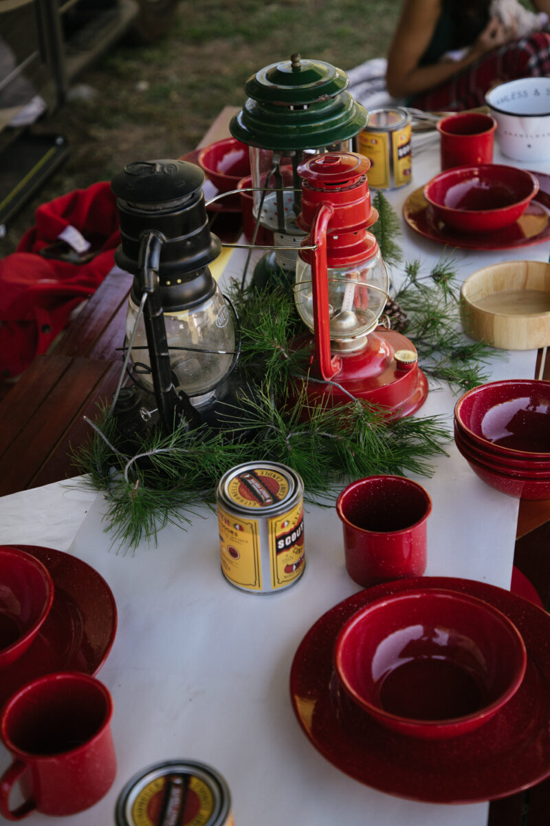 Decorate your campground for Christmas