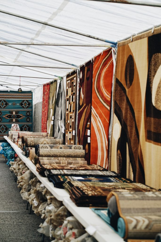 Traveling the Southwest and want a new rug for your rig? Stop on by to view dozens of rugs at this Arizona hotspot!