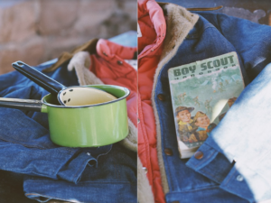 win the ultimate vintage boy scout starter kit