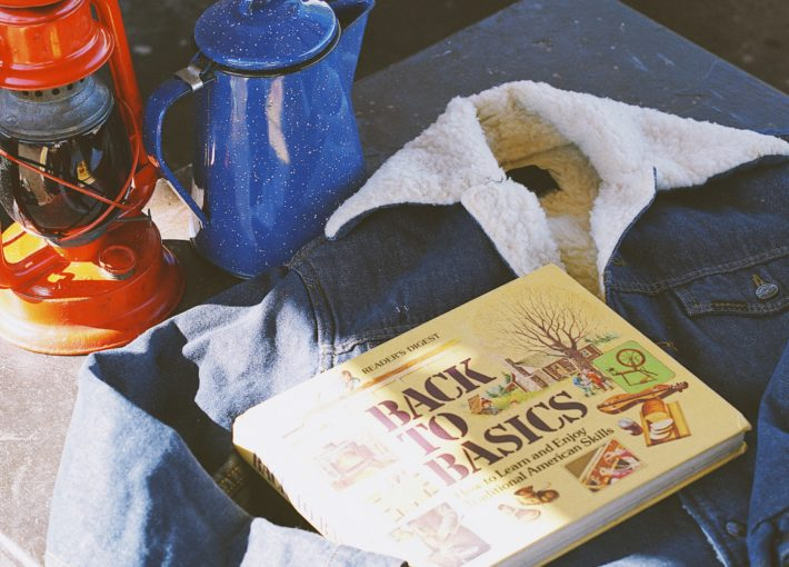 Giveaway! Enter For Your Chance to Win These Camp Inspired Vintage Goods