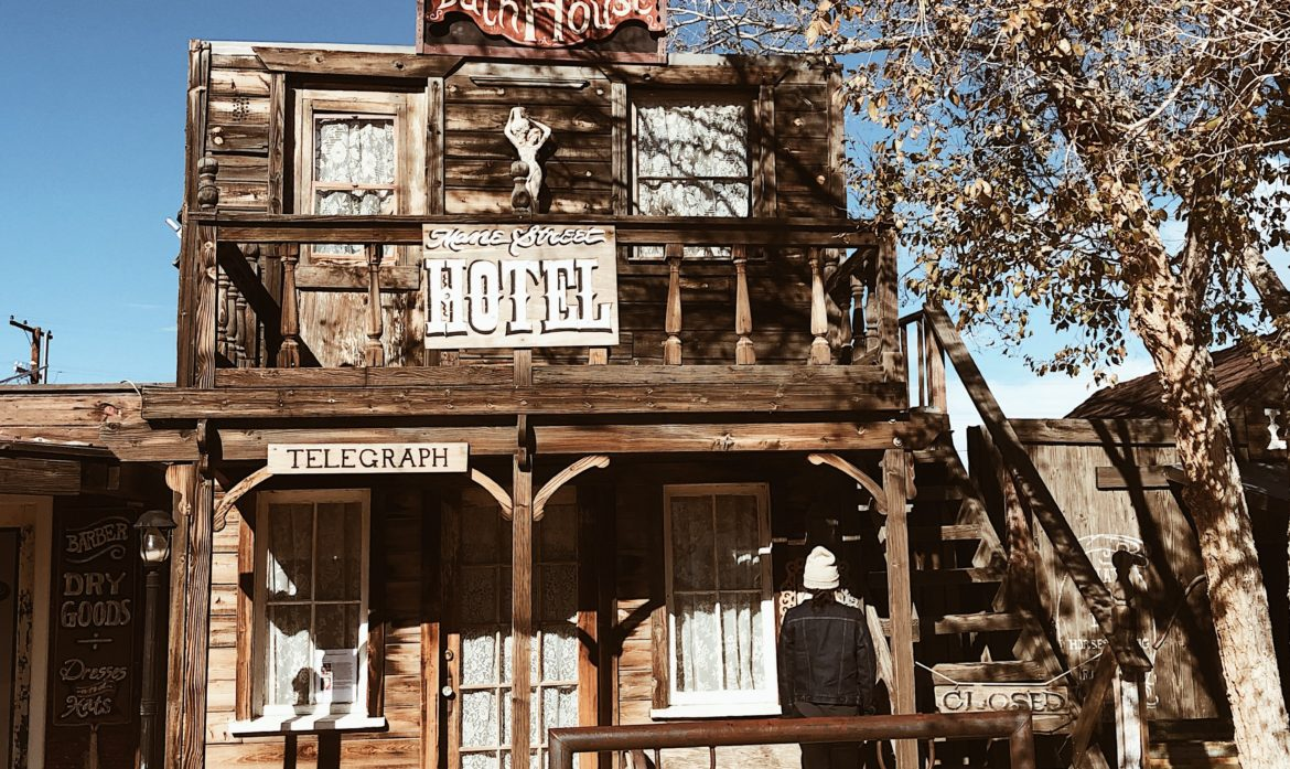 Pioneertown: Take a Nostalgic Trek into the Old West