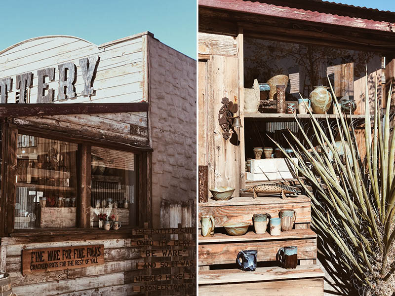 Pioneertown Local Pottery
