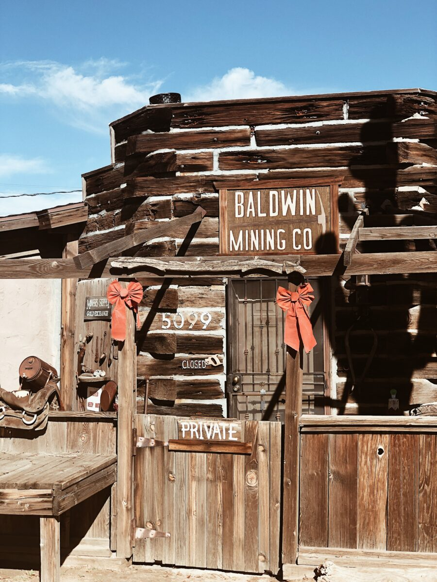 The Wild West: Welcome to Pioneer Town