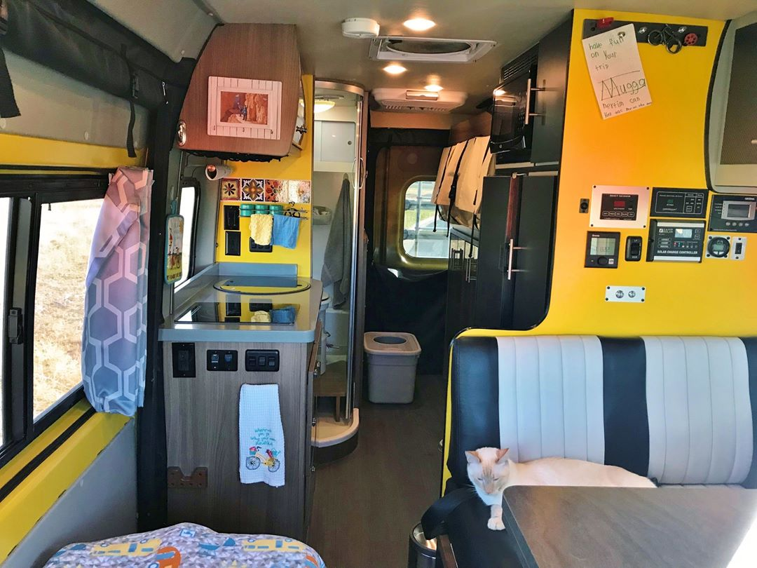 the Fit RV Shows you how to workout on the road