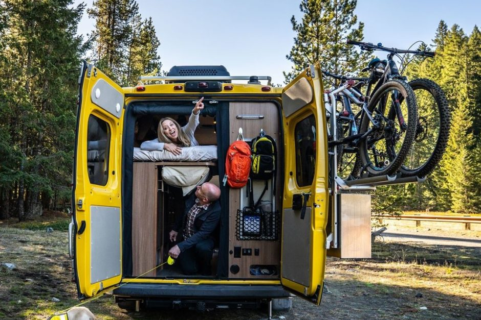 The Fit RV Gives You A Tour of Their Home On Wheels