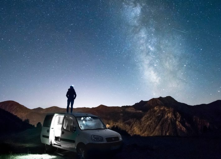 The RVer's Introductory Guide to Stargazing with REI
