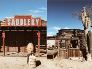 Pioneertown California Best Place to Hang Out in Joshua Tree