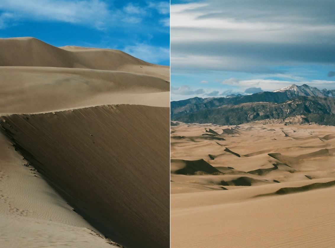 Hike, explore and enjoy the Great Sand Dunes