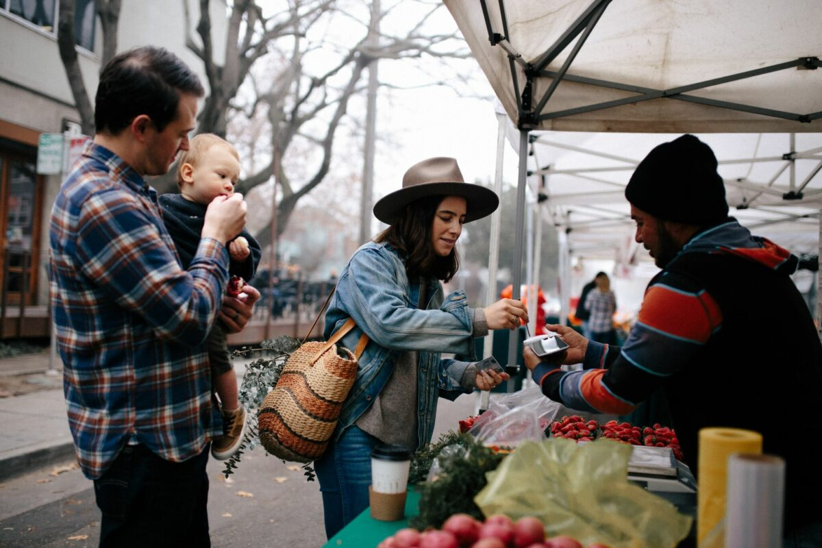 Find farmers markets across the States
