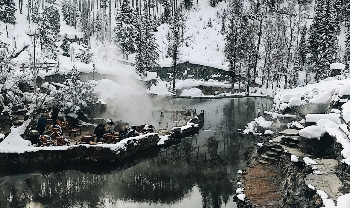 Trending Travel: The Best Hot Springs to Venture to This Valentine's Day