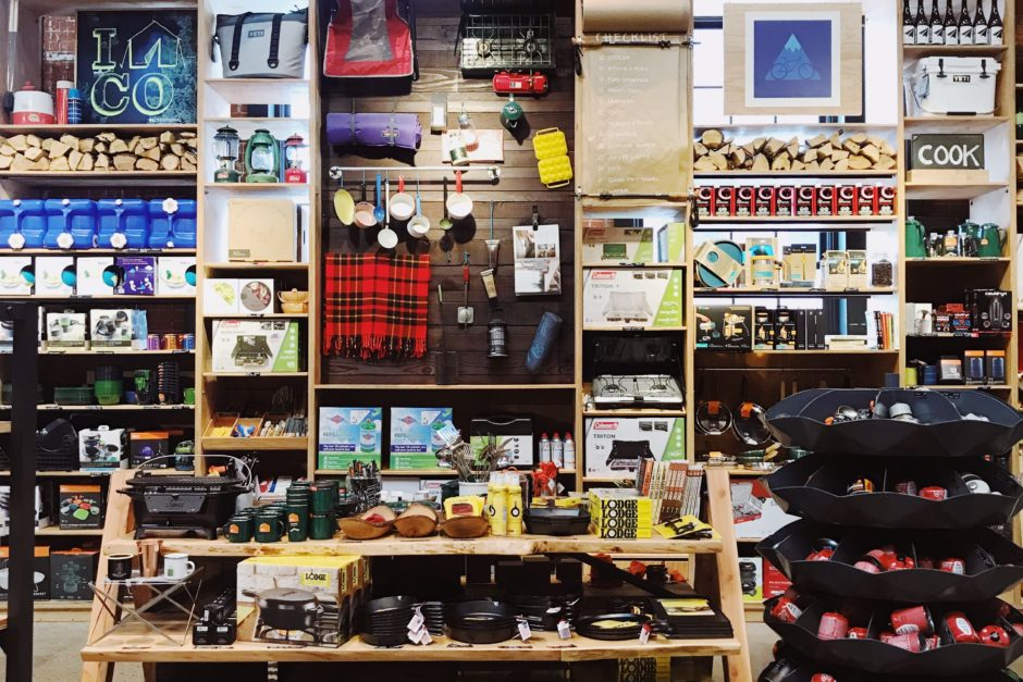 For the RVer: These Denver Outdoor Concept Stores Have the Most Innovative Products