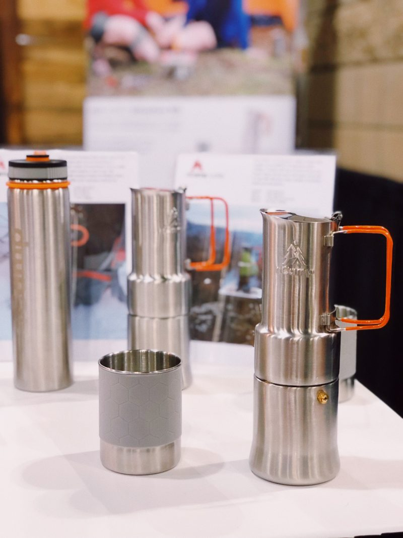 The cafe - the new and best way to make your campground coffee