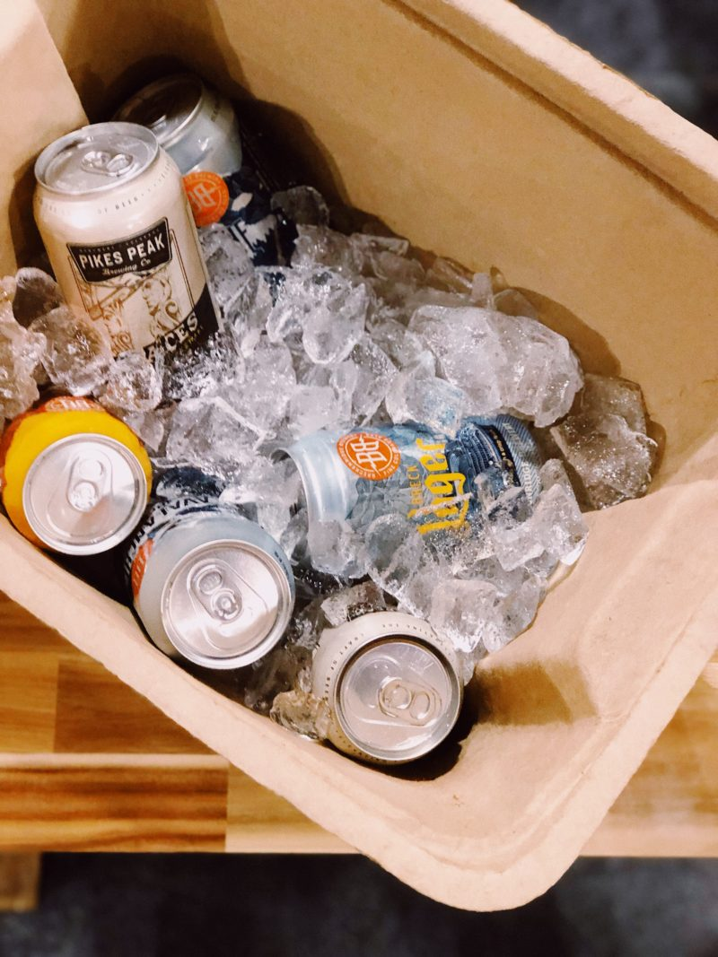 Biodegradable cooler that can replace your single-use sytrafoam cooler