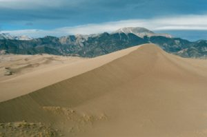 The Great Sand Dunes, the RVers paradise