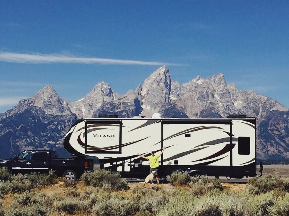 Vilano, the luxury travel trailer you need!