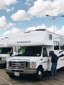 Number one choice for Class C RV! Winnebago outlook is the perfect RV for road warriors