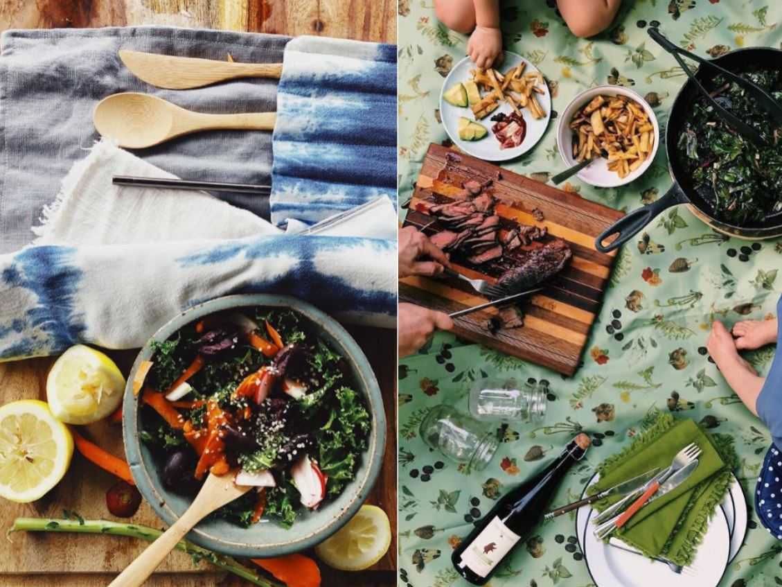 Get outisde by learning to cook this spring 2019