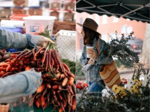 Farmers markets are the best way to get outside in spring