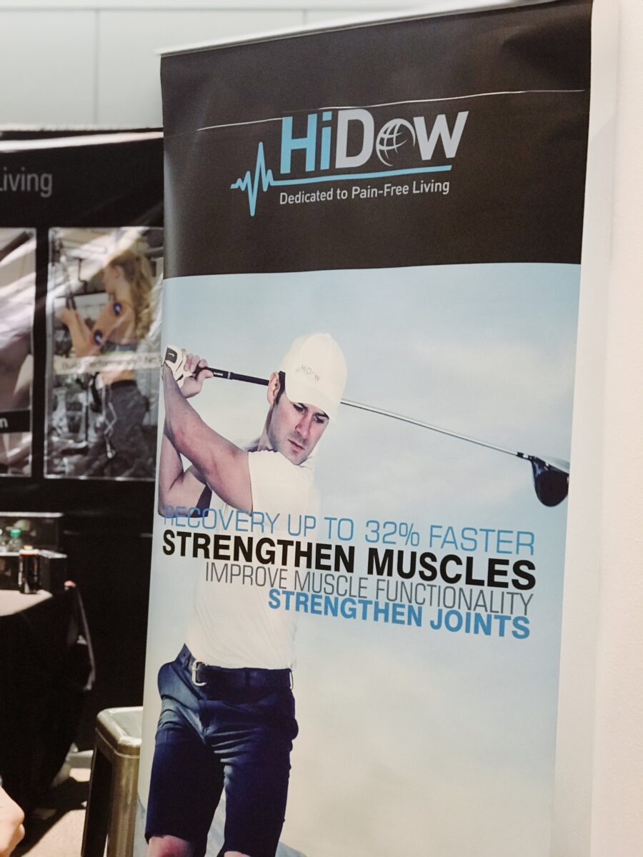 Hi Dow muscle strengthener product ideal for the rver